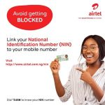 How to link NIN to Airtel with USSD and Online