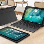 ASUS Chromebook Detachable CZ1 (CZ1000) unveiled with MediaTek Kompanio 500 processor