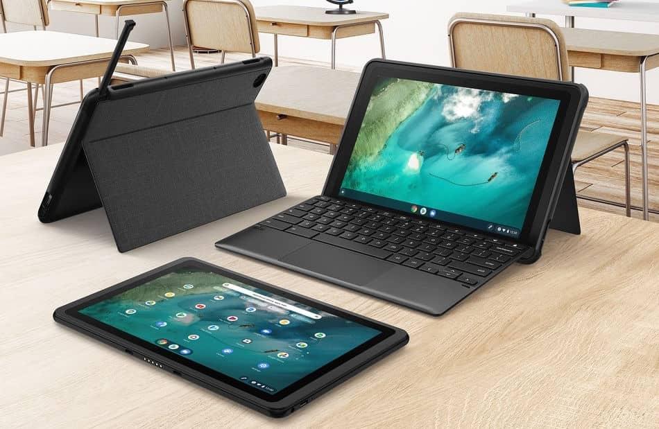 Chromebook Detachable CZ1 (CZ1000)