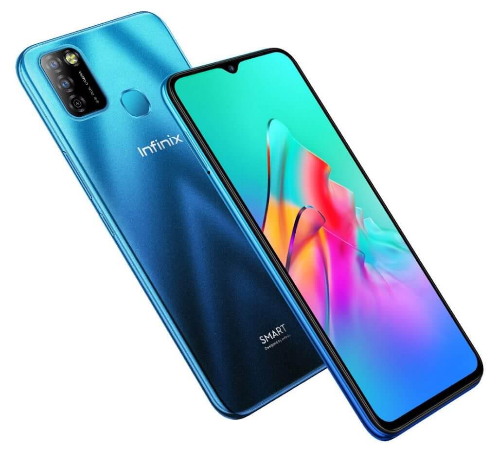 Infinix Smart 5A handset