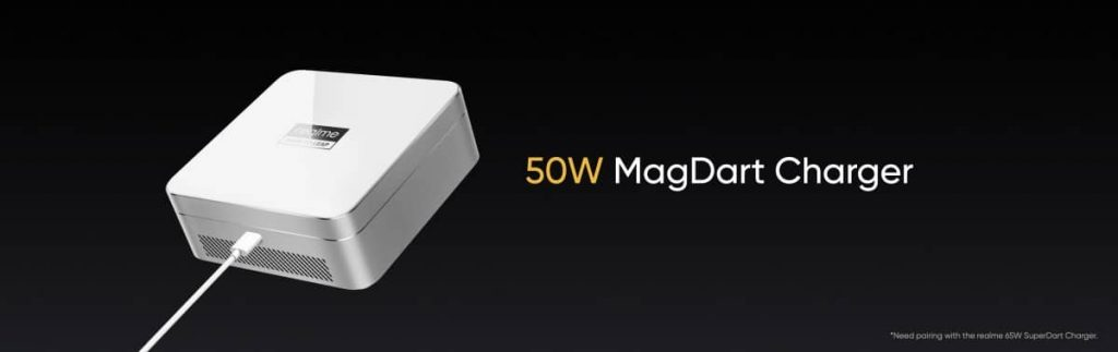 MagDart 50W charger