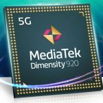 MediaTek launched Dimensity 920 and Dimensity 810 chips built on TSMC's 6nm process