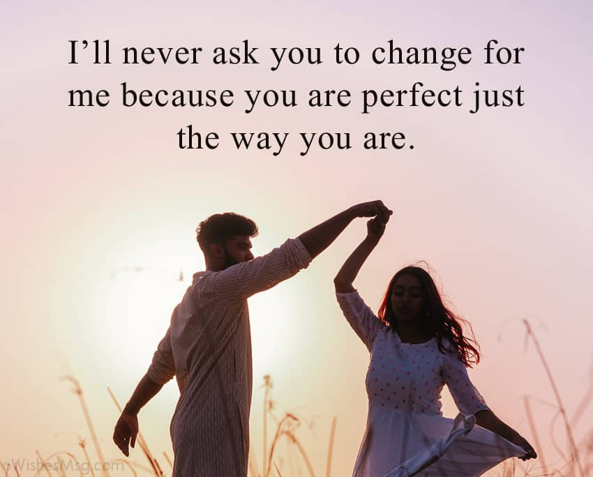Most touching love messages for him