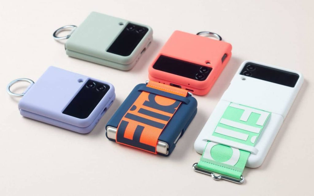 Samsung Galaxy Z Flip 3 5G design and color