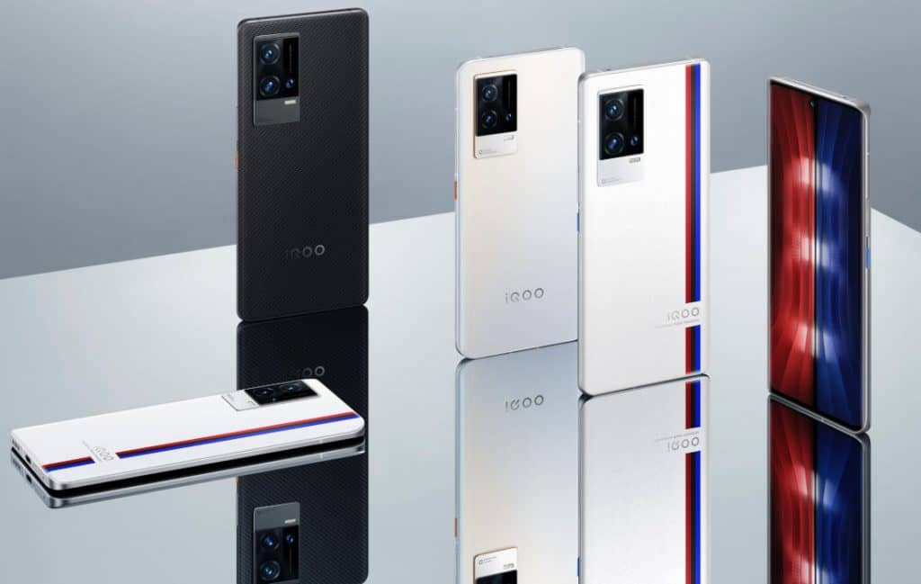 iQOO 8 and 8 Pro