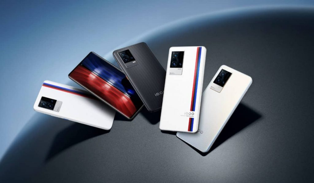 iQOO 8 and iQOO 8 Pro phones
