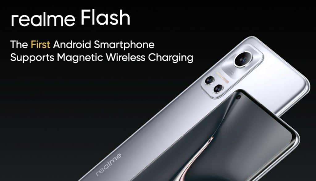 realme Flash Concept phone