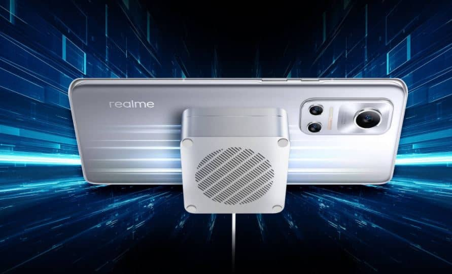 realme MagDart magnetic wireless charger
