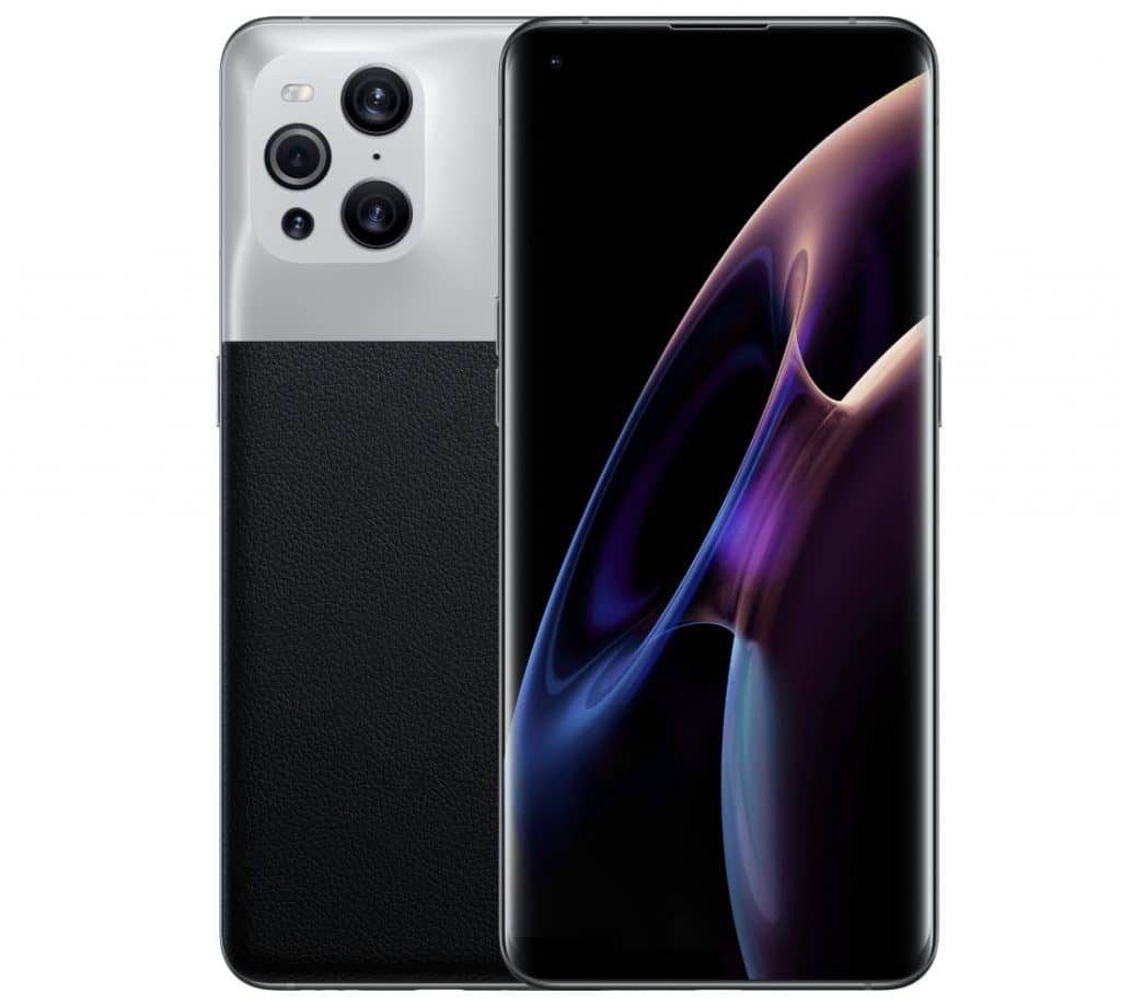 Find X3 Pro Photographer Edition