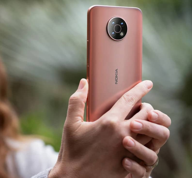 Nokia G50 handset