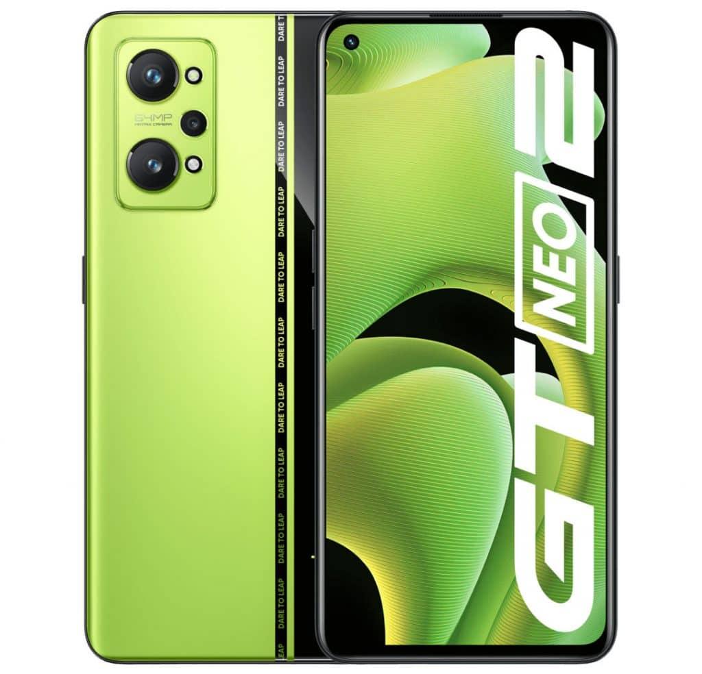 Realme GT Neo2 handset