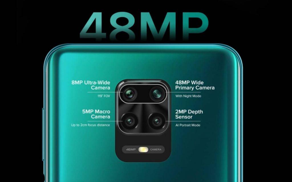 Redmi Note 10 Lite Cameras